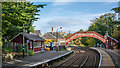 NY4654 : Wetheral Station by Peter Moore