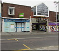 SS9079 : Former Co-operative Bank, Bridgend by Jaggery