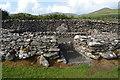 Q3604 : Hut, Reask Monastic Site by N Chadwick