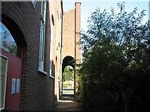 TG5207 : Great Yarmouth's Rows - Row 104 (Swanard's Row) by Evelyn Simak