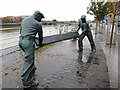 R5756 : The Dockers' Monument in Limerick by Gareth James