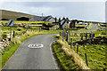 HP6413 : The Road through Valsgarth by David Dixon