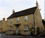 SP4414 : The former Lamb pub in Bladon by Steve Daniels