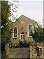SP4414 : The former Methodist Chapel in Bladon by Steve Daniels