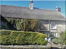 SX7087 : Chagford houses [2] by Michael Dibb