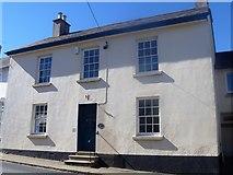 SX7087 : Chagford houses [4] by Michael Dibb