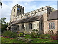 SP2080 : The church of St Mary & St Bartholomew, Hampton in Arden by Richard Law