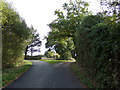 TL9225 : Foxes Lane, Aldham by Adrian Cable