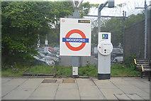 TQ4091 : Woodford Underground Station by N Chadwick