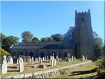 SX7087 : Parish church [1] by Michael Dibb
