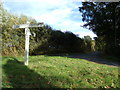 TL9225 : Daisy Green Road, Aldham by Adrian Cable