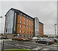 SO8217 : Gloucester Quays, Premier Inn by Mike Faherty