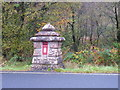 NR9333 : Ornate post-box by James Allan