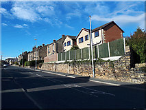 SE2333 : Houses on Hough Side Road by Stephen Craven