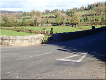 J0115 : Road connecting Main Street, Forkhill, with the Longfield and Newry roads by Eric Jones