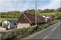 TQ3557 : Cotters Hill Farm by Ian Capper