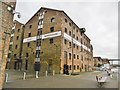 SO8218 : Gloucester Docks, Biddle Warehouse by Mike Faherty