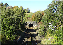 SD9321 : Winterbutlee Railway Tunnel, Walsden by JThomas