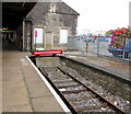 ST3261 : End of the line at Weston-super-Mare railway station by Jaggery