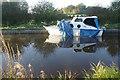 SJ3532 : Llangollen Canal, near Maestermyn Bridge by Stephen McKay