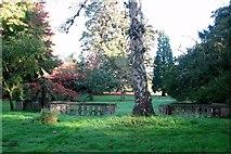 TG2703 : The Framingham Arboretum by Evelyn Simak