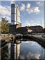 SE2933 : Granary Wharf by David Robinson
