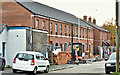 J3574 : New social housing, Susan Street, Belfast (October 2018) by Albert Bridge