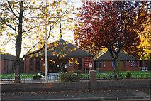 SD6900 : St Ambrose Barlow RC Church by Bill Boaden