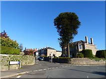 ST5393 : Junction of Rockwood Road and Hardwick Avenue, Chepstow Garden City by Ruth Sharville