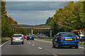 SK4021 : North West Leicestershire : The A42 by Lewis Clarke
