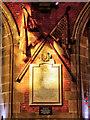 SD8010 : Gallipoli Memorial, Bury Parish Church by David Dixon
