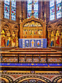 SD8010 : Altar and Reredos, Bury Parish Church by David Dixon
