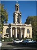 TQ2882 : Marylebone: Former Holy Trinity Church by Nigel Cox