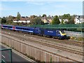 ST2225 : HST approaches Taunton from the west by Roger Cornfoot