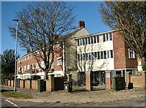 TG5206 : Flats on Friars Lane by Evelyn Simak