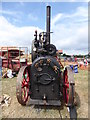 SX8955 : Torbay Steam Fair - Robey Portable engine by Chris Allen