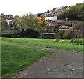 SS6594 : Path in Parc yr Hafod, Swansea by Jaggery