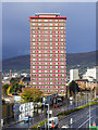 J3374 : Divis Tower, Belfast by Rossographer