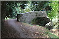 ST2991 : Bridge, Monmouthshire & Brecon Canal by M J Roscoe
