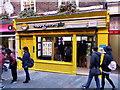 TQ2980 : Happy Lemon, Newport Court by PAUL FARMER