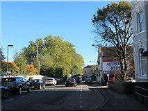 SU1585 : Station Road Swindon by Roy Hughes