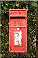 ST2329 : Postbox, Volis Farm by Derek Harper