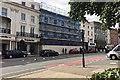 SP3165 : This was a bank, Parade, Royal Leamington Spa by Robin Stott