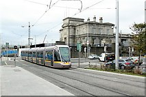 O1535 : LUAS tram at Broadstone by Alan Murray-Rust