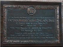 NM8530 : Captain Robert Maclaine Hare by Ian S