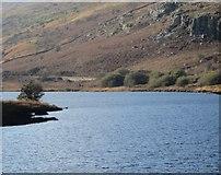 SH7157 : Llynnau Mymbyr by Ceri Thomas