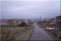 NB2133 : Calanais Village by Richard Webb