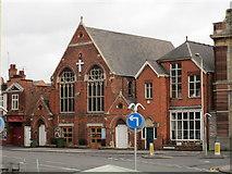 SK7953 : Newark Baptist Church by Jonathan Thacker