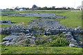 SH4165 : Excavations, Llys Rhosyr, Newborough, Anglesey by Robin Drayton