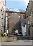 NM8530 : Rear of St John's Cathedral, Oban by Richard Sutcliffe